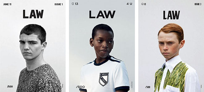 LAW covers