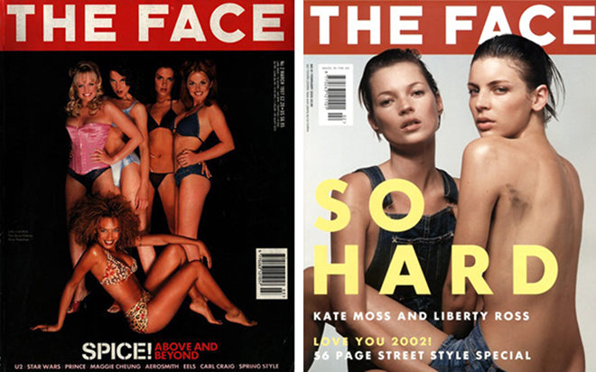 The Face_Spice Girls