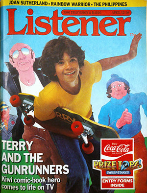 The New Zealand Listner 1986