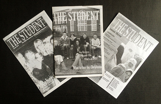 The Student covers