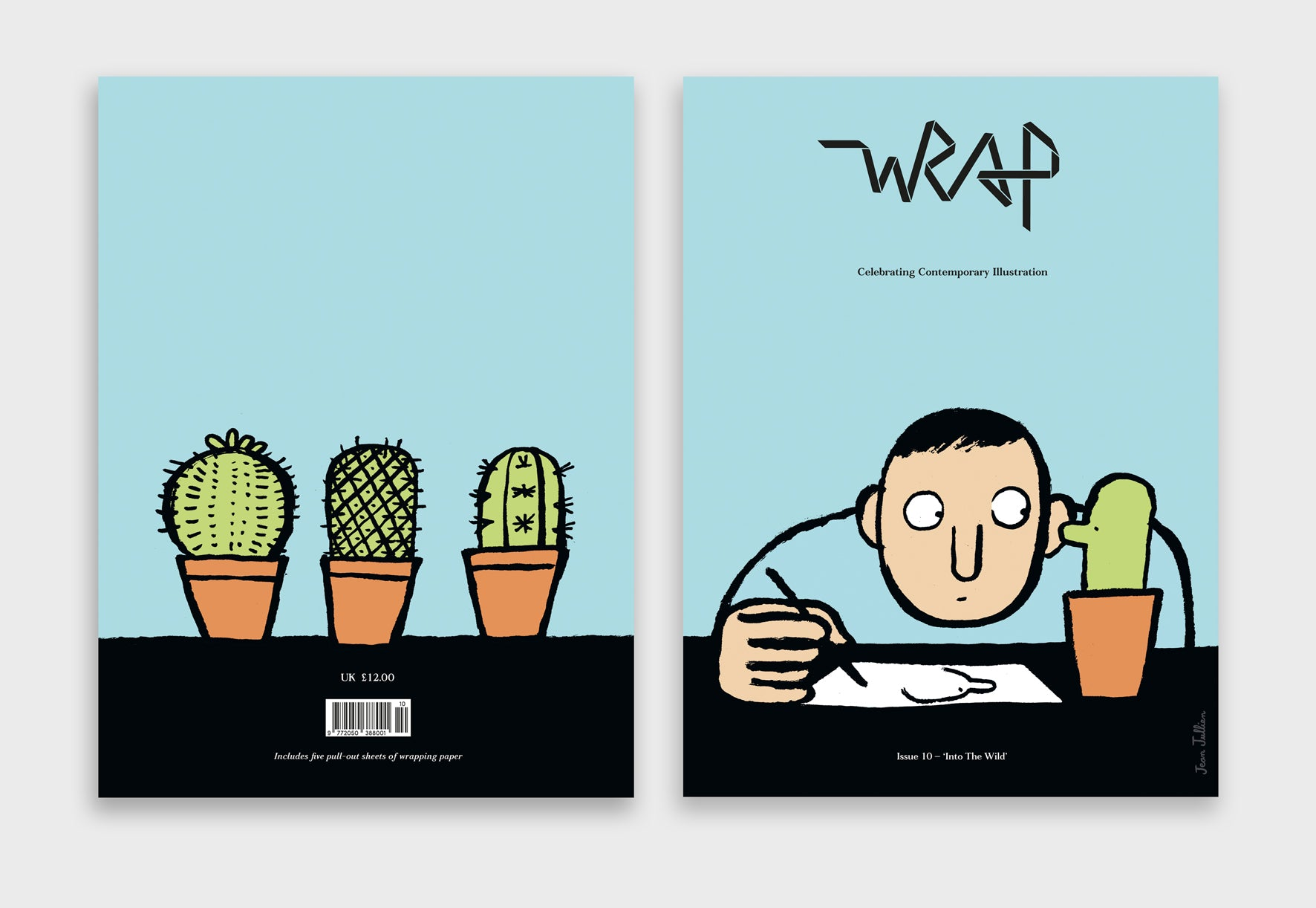 Wrap #10 Cover