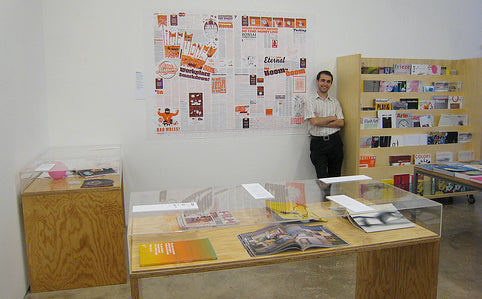 magazines as objects exhibition