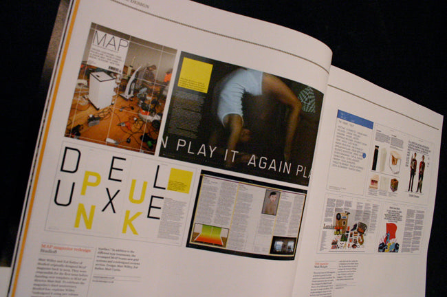 creative review spread