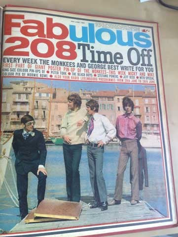 fab208 monkees cover