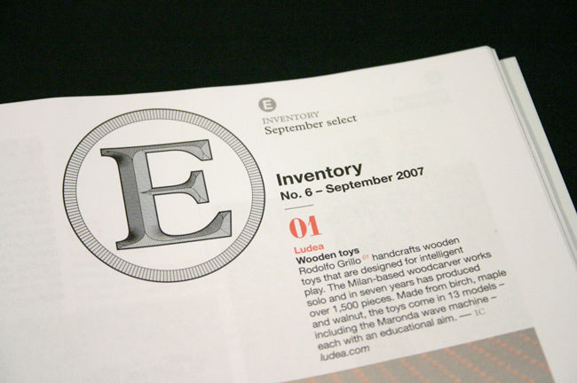 monocle section header
