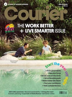 Courier #38, Dec/Jan 2021