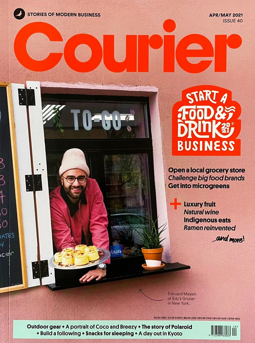 Courier #40