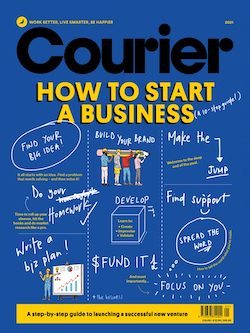 Courier: How to start a business