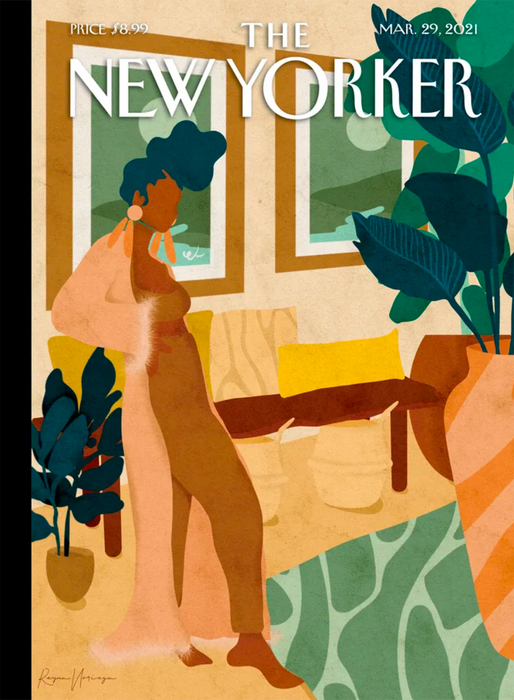 The New Yorker, 29 March 2021