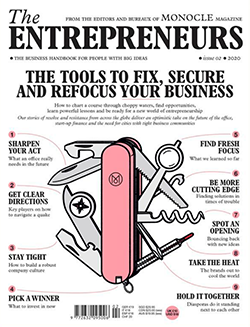 Monocle: The Entrepreneurs #2