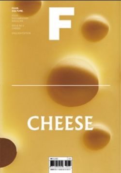Magazine F #2, Cheese