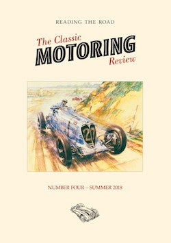 The Classic Motoring Review #4
