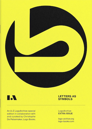 Logo Archive – Extra Issue (Letters as Symbols)