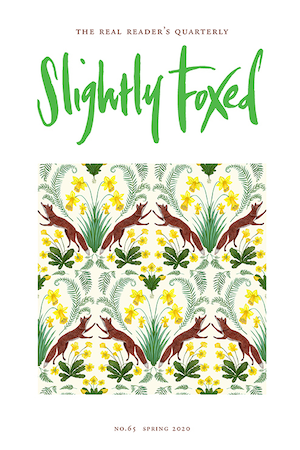 Slightly Foxed #65