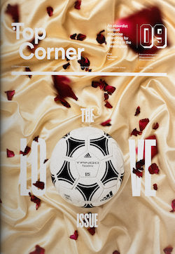 Top Corner #9: Love / Hate