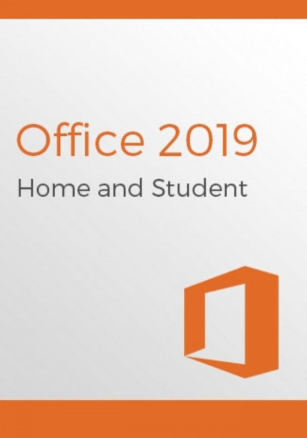 MS Office H&S 2019