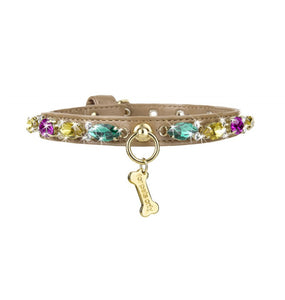 GET THE VIBE COLLAR CAMEL - A.Mici&Co Boutique