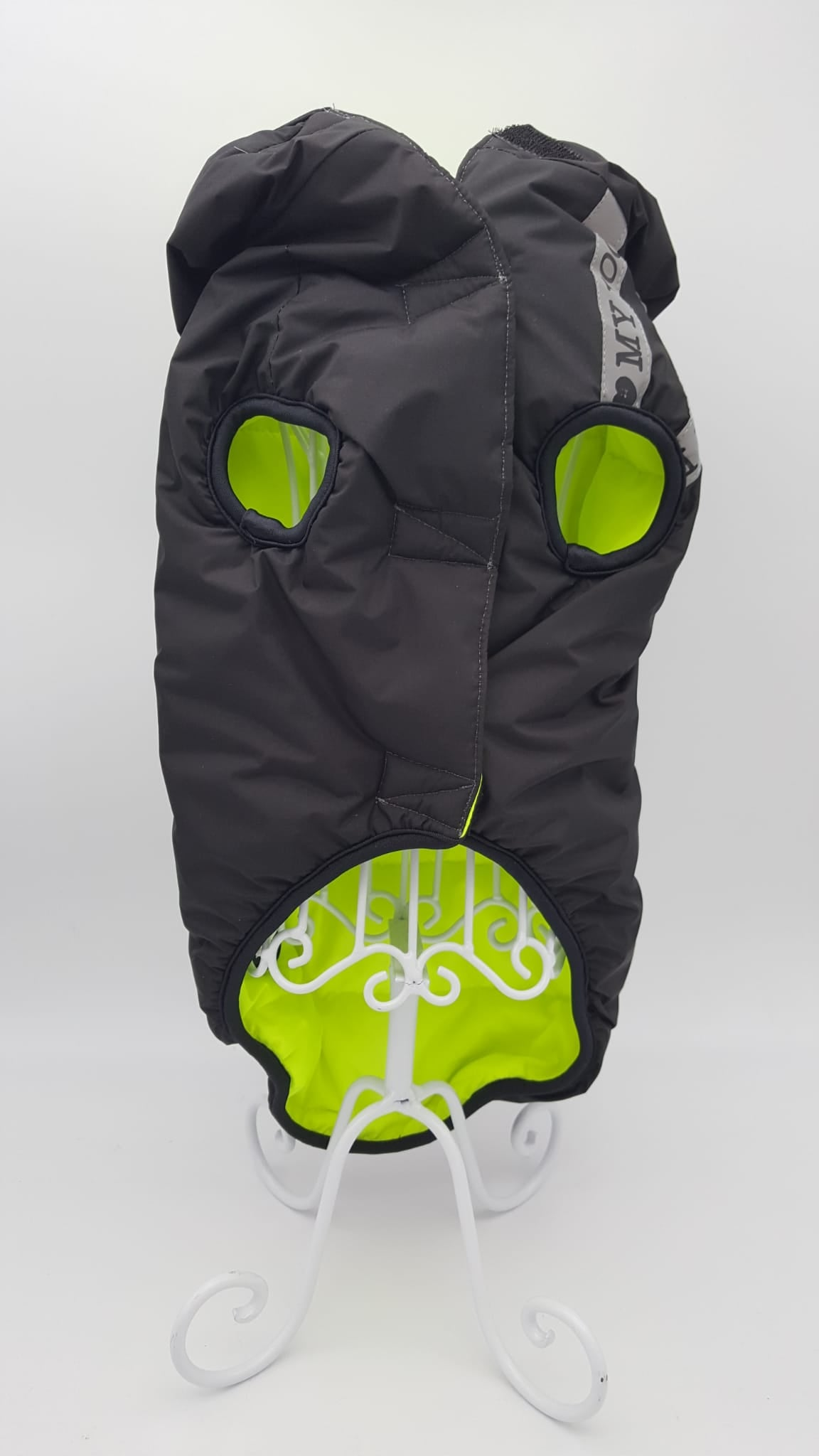 HIGHVISIBILITY DOUBLE ECOPUFFER FLUO YELLOW