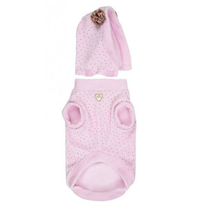 Bear Dotty Pull Pink