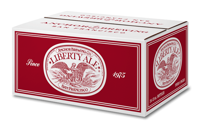 Liberty Ale-24 bottle case