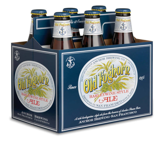 Old Foghorn- 6 pack bottles