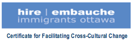 Certificate for Facilitating Cross-Cultural Change