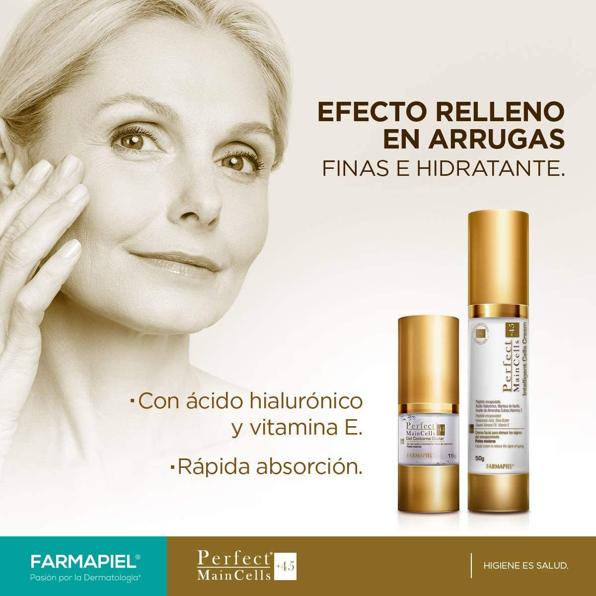 PERFECT MAIN CELLS CREMA 45+ 50 ML