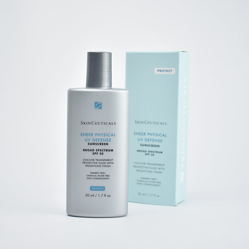 SKINCEUTICALS SHEER PHYSICAL UV DEFENSE FPS 50ml