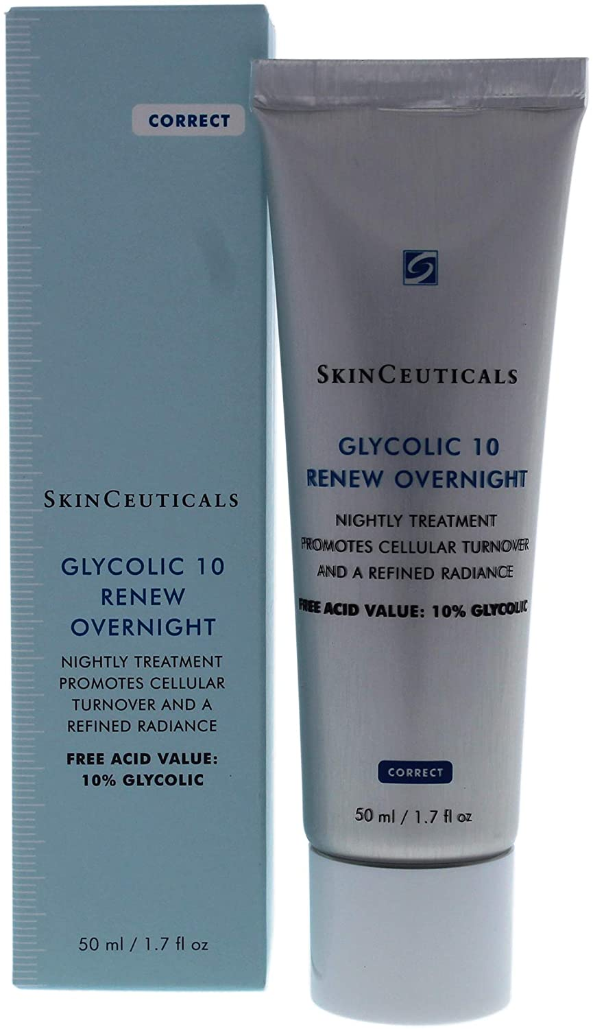 SkinCeuticals Glycolic 10 Renew Over night 50 ml