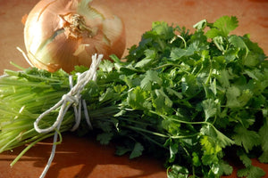 Cilantro & Roasted Onion EVOO