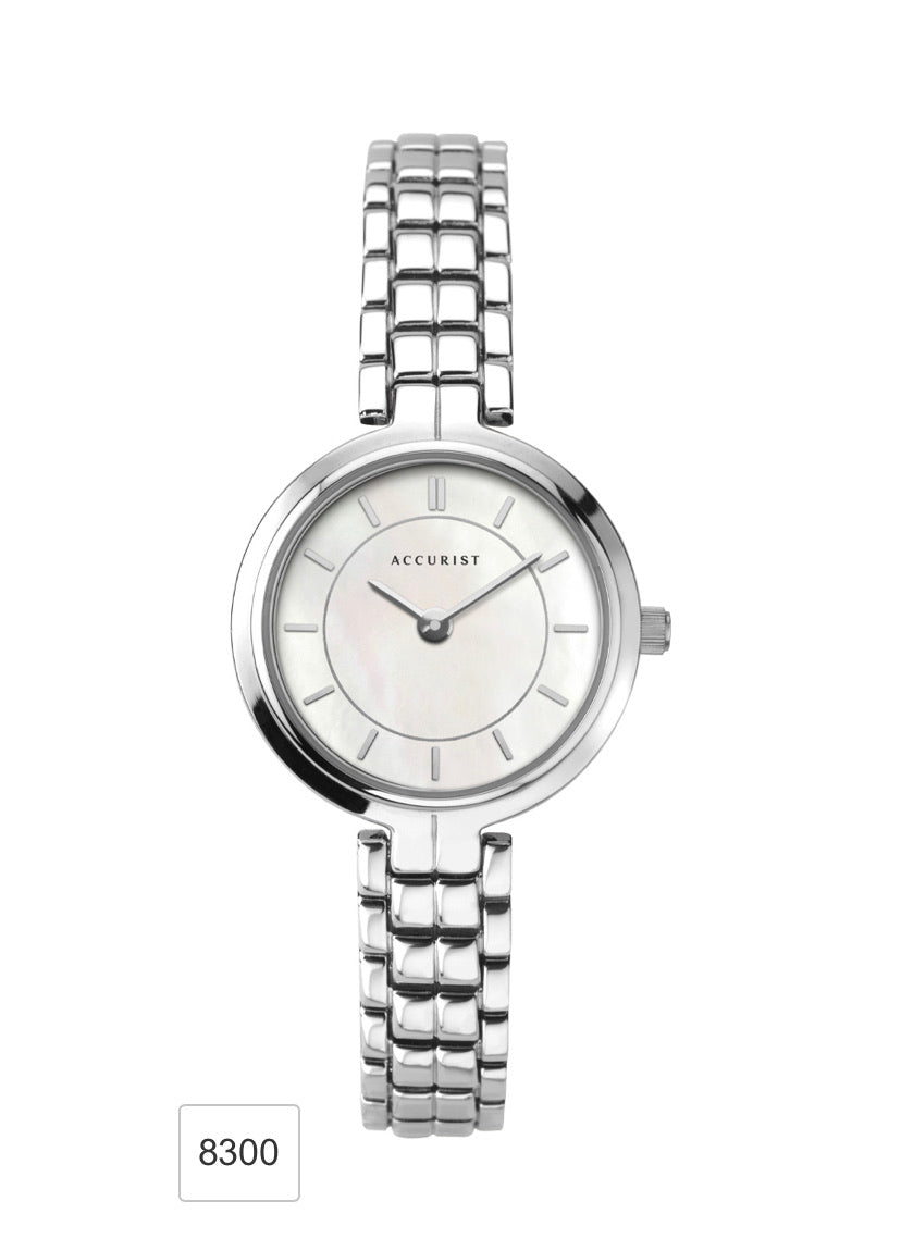 Ladies Accurist Classic Watch