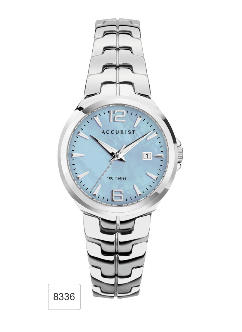Ladies Accurist Signature Bracelet Watch
