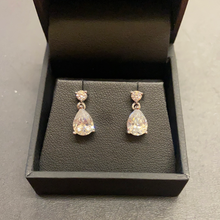 Load image into Gallery viewer, Sterling Silver Drop Earrings