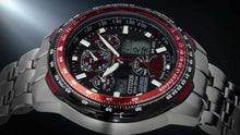 Load image into Gallery viewer, Citizen Eco Drive Red Arrows Titanium Watch