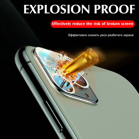 Image of iPhone 11 Camera Lens Protective Cover