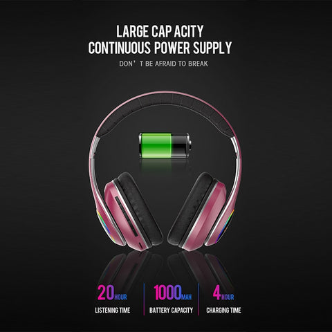 Wireless Gaming Headphone