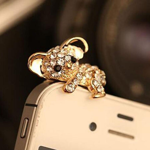 Image of Cute Koala Phone Dust Plug
