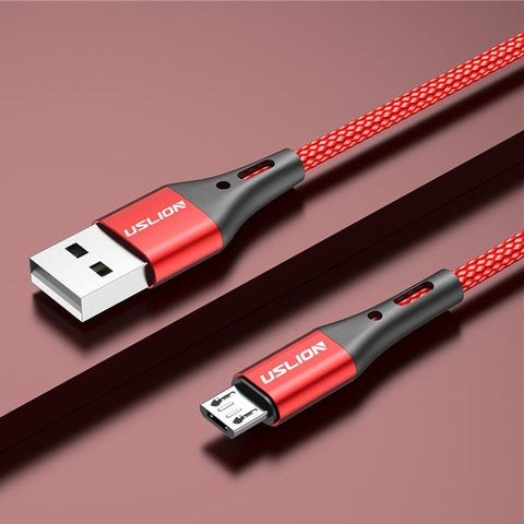 Image of USB Fast Charging Mobile Phone Cable