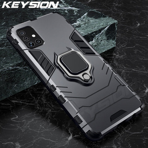 Image of KEYSION Shockproof Case for Samsung