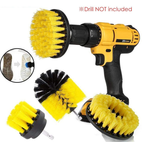 Image of Drill Scrubber Brush Kit