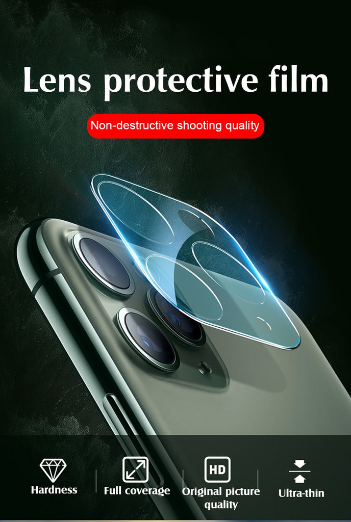 iPhone 11 Camera Lens Protective Cover