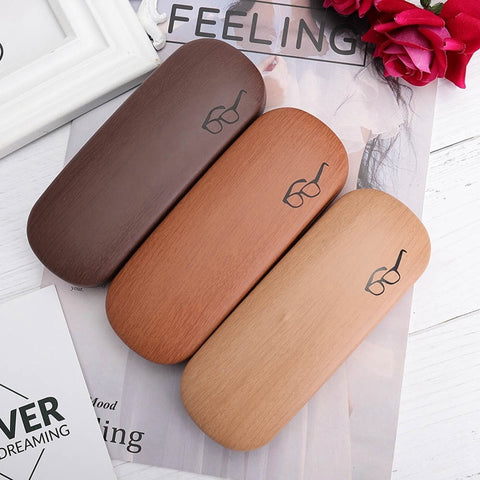 High Quality Wooden Glasses Case