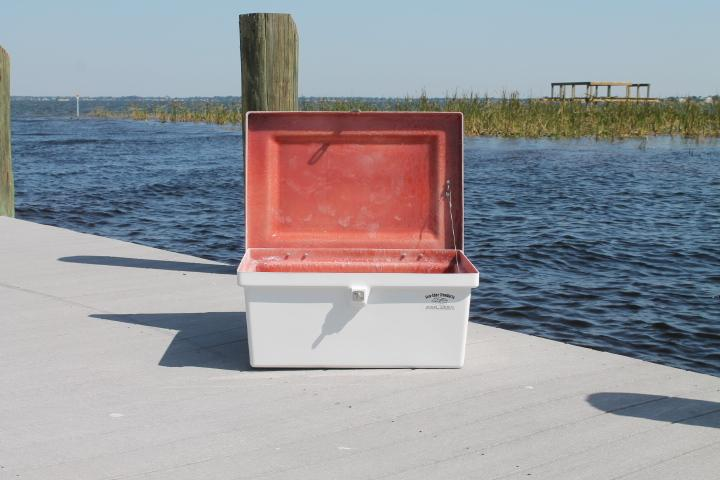 Rough Water 32 Gallon Trash Receptacle