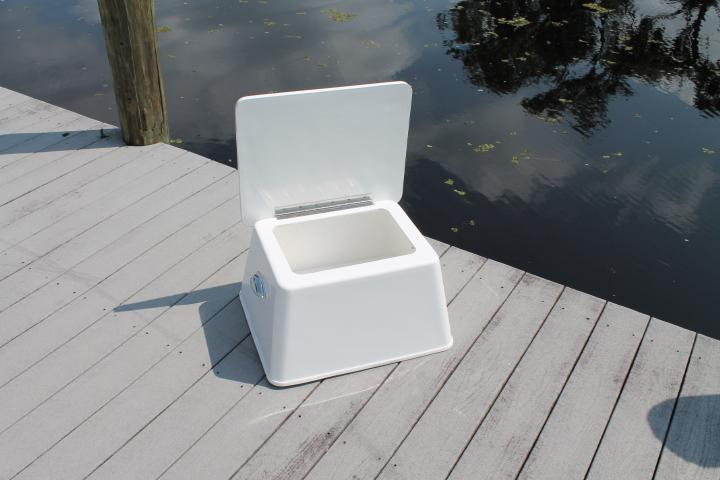 Rough Water Step Box - 22 x 17'' x 14''