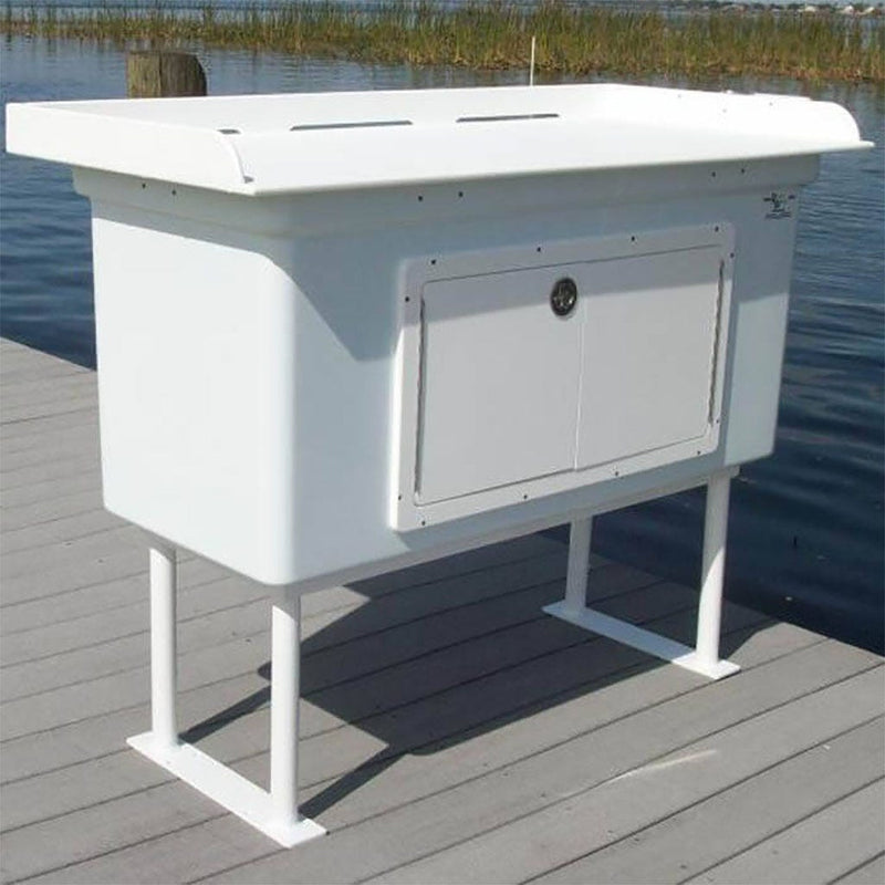 C&M Fish Cleaning Station W/Dry Storage