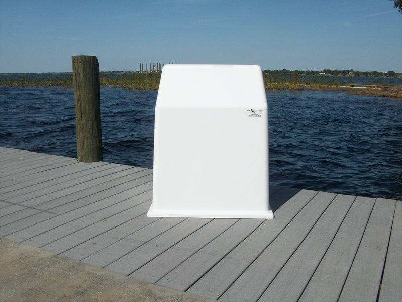 Rough Water Center Console 23W x 22''D x 31''H''