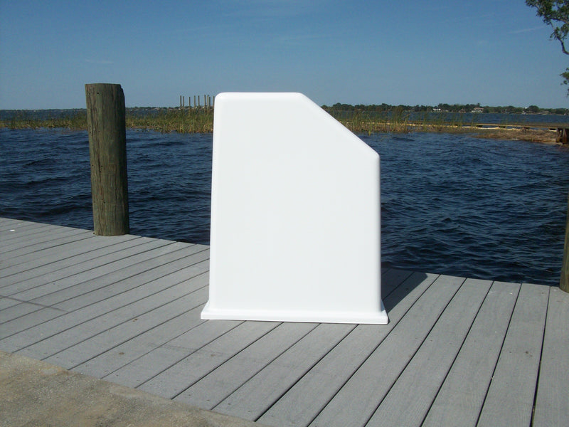 Rough Water Center Console 31W x 31''D x 37''H''