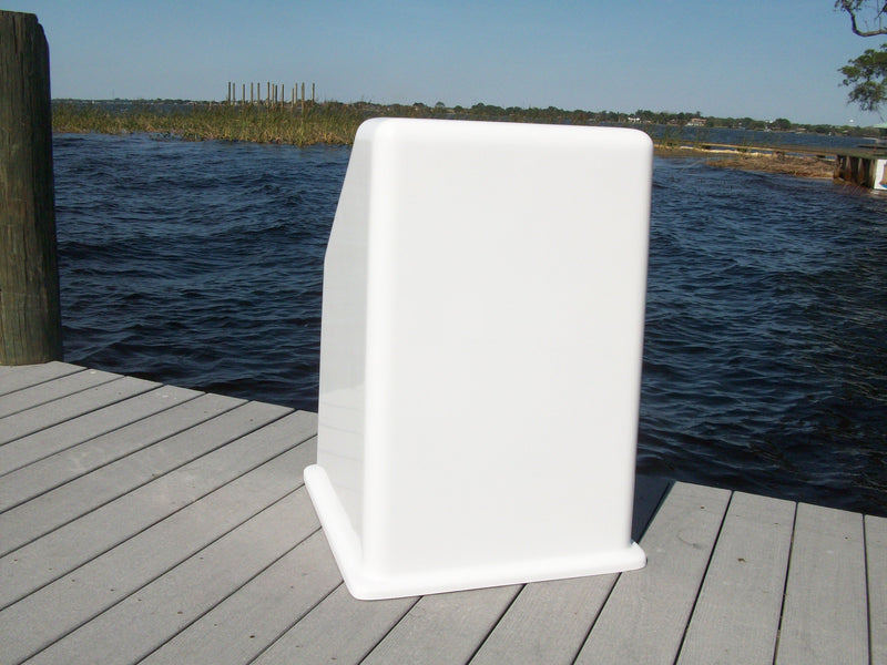 Rough Water Center Console 21W x 17''D x 25''H''