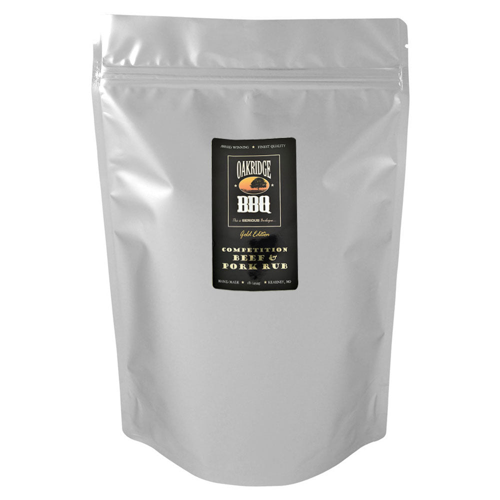 BBQ Dry Rub OAKRIDGE BBQ Gold Edition Competition Beef and Pork 2.26Kg