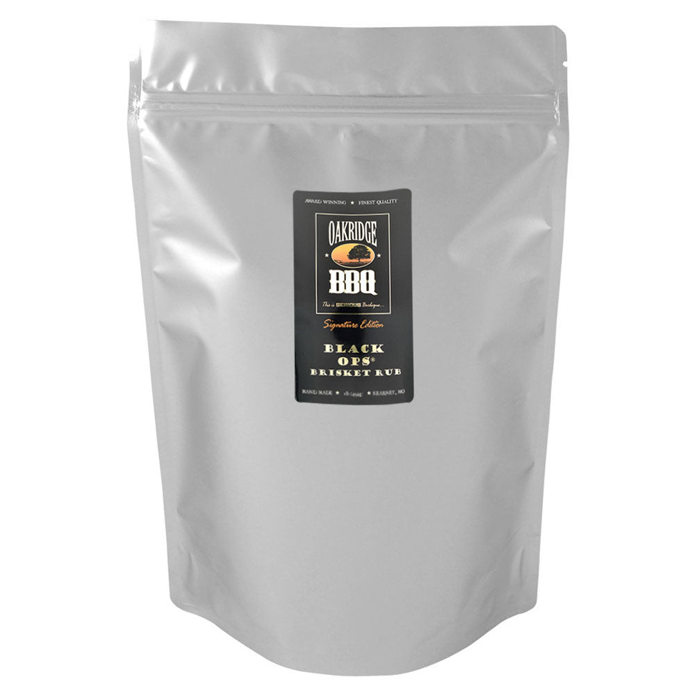 BBQ Dry Rub OAKRIDGE BBQ Signature Edition Black OPS Brisket 2.26Kg